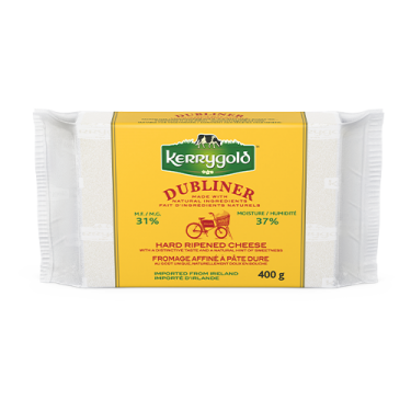Dubliner® Cheese 400gm